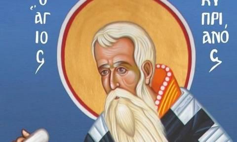 Γιατί ο Άγιος Κυπριανός θεωρείται ο Άγιος που λύνει τα μάγια;