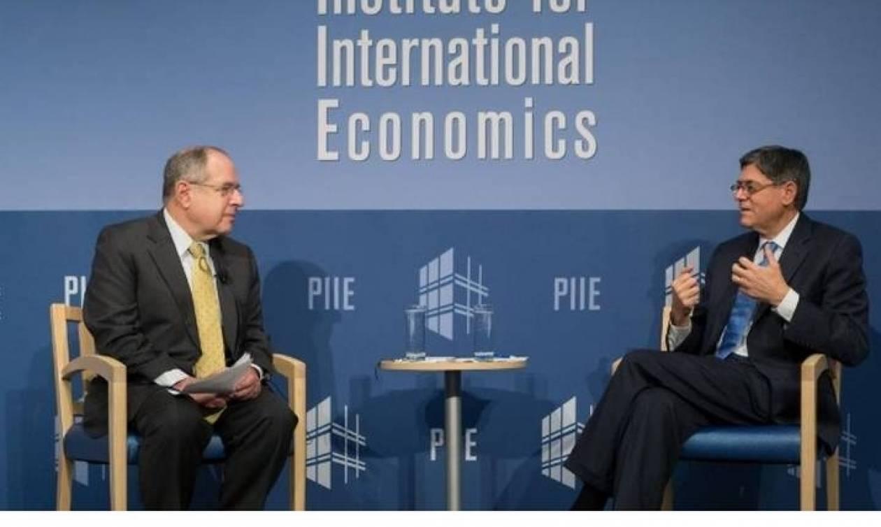 Λιου: Όσο συντομότερα η αναδιάρθρωση χρέους, τόσο το καλύτερο