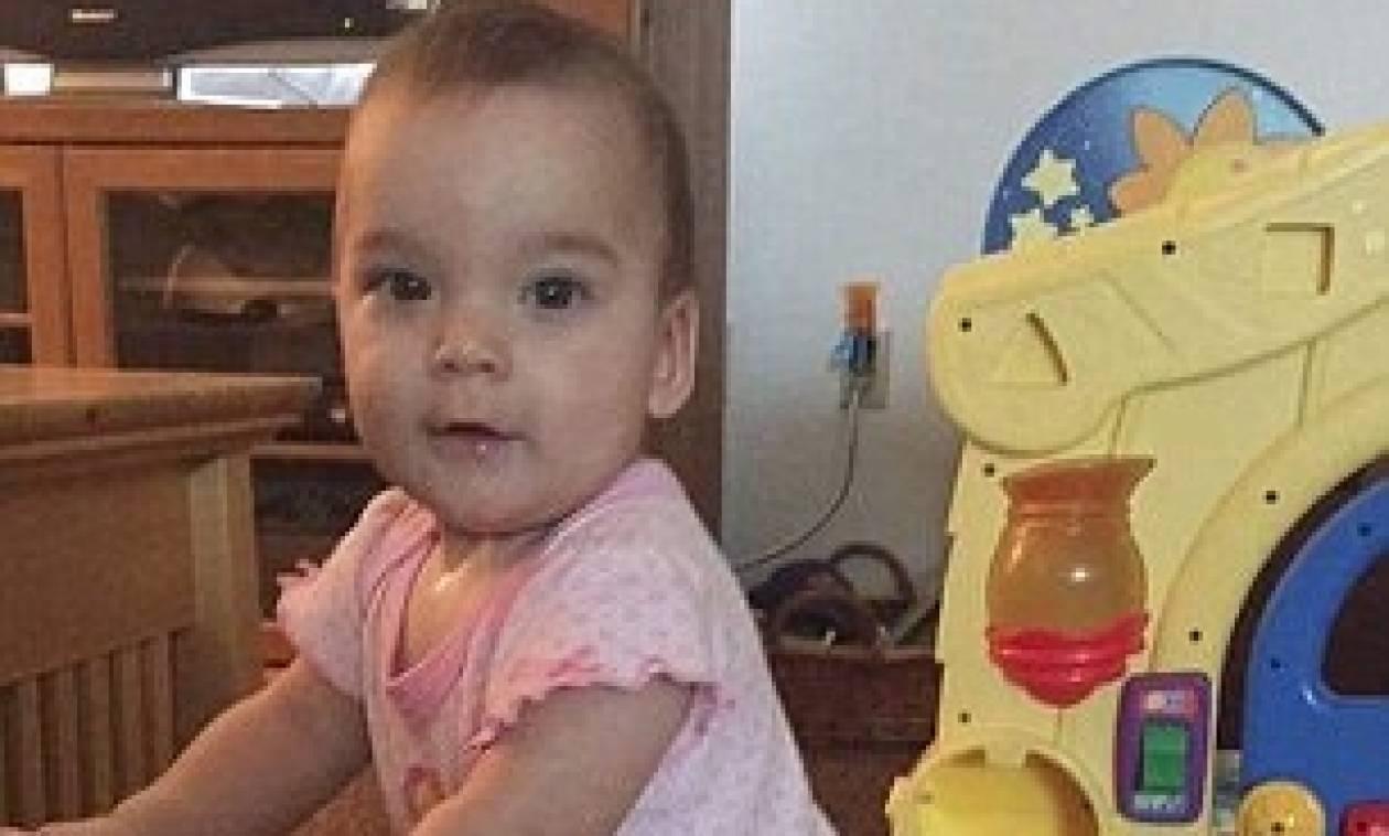 Η απόλυτη φρίκη: Βίασε και σκότωσε στο ξύλο το 10 μηνών κοριτσάκι της συντρόφου του (pics+vid)
