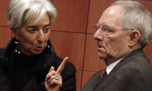 «Σφαγή» Σόιμπλε – Λαγκάρντ για το ελληνικό χρέος