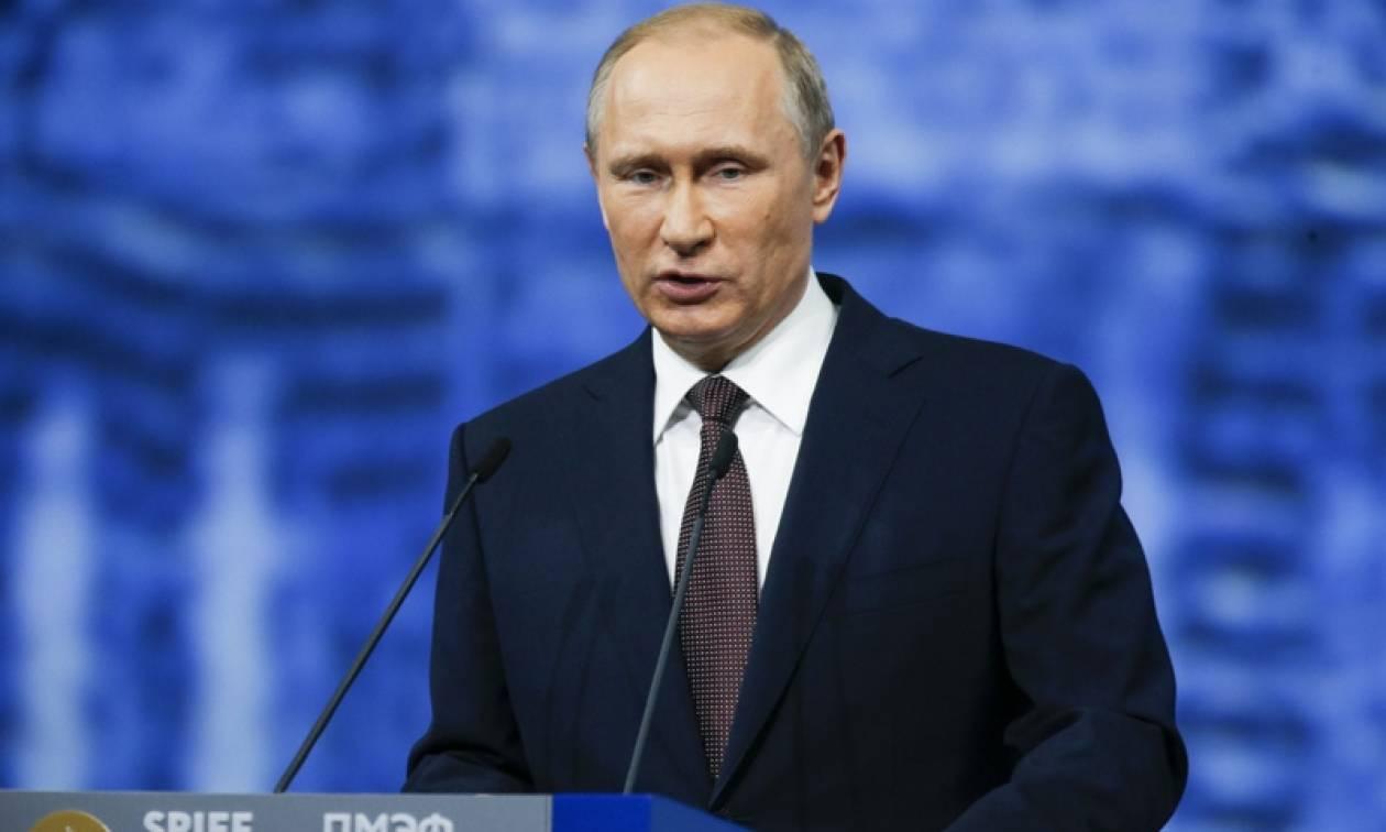 Σαν σήμερα το 1952 γεννιέται ο Ρώσος πρόεδρος Βλαντιμίρ Πούτιν