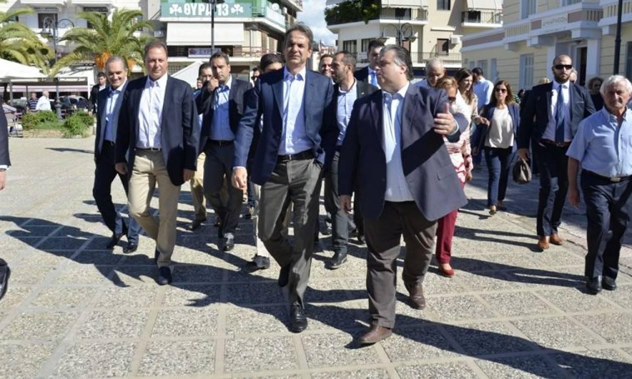 Μητσοτάκης: Εκλογές τώρα για να απαλλαγούμε από το ιστορικό ατύχημα του ΣΥΡΙΖΑ