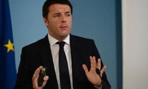 Ρέντσι: «Το δημοψήφισμα για τις συνταγματικές αλλαγές είναι μια ευκαιρία που δεν θα ξανατύχει»