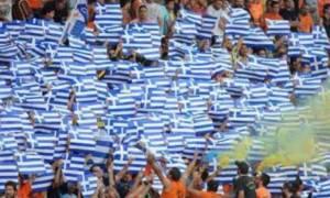 Ελλάδα και όχι Κύπρο υποστηρίζουν οι οπαδοί του ΑΠΟΕΛ!
