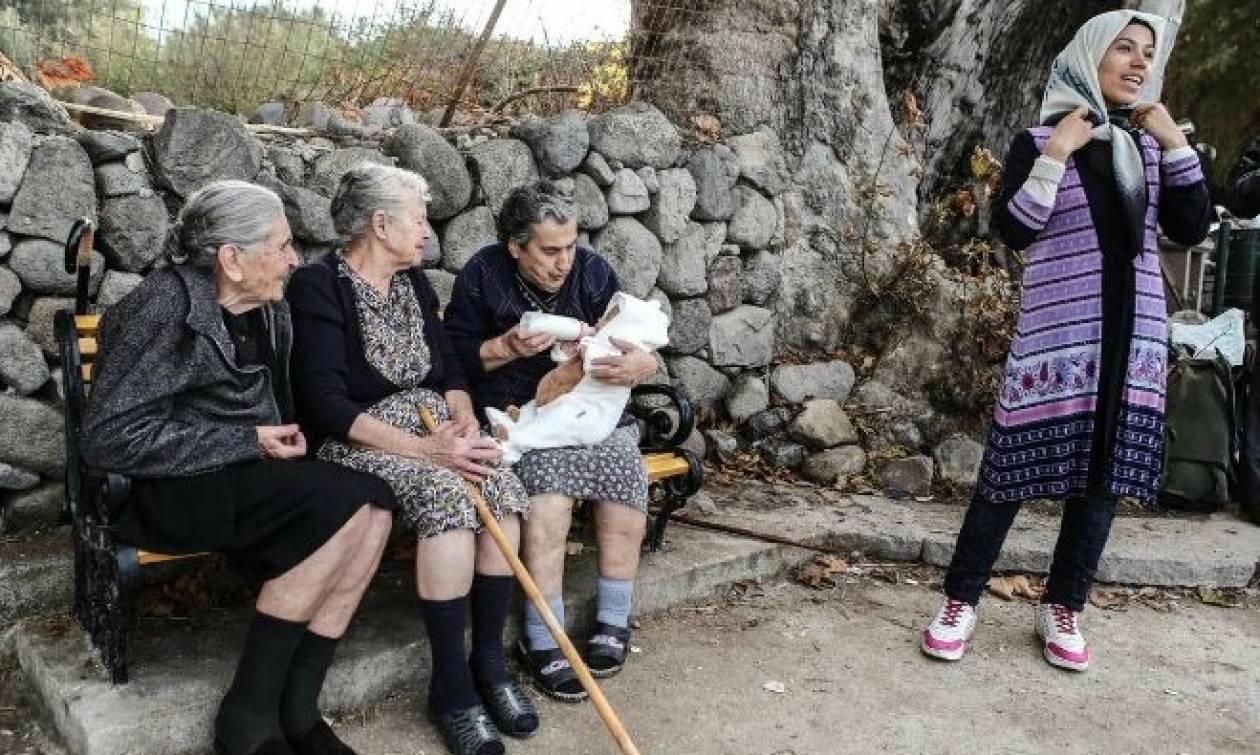 Νόμπελ Ειρήνης: Μεγάλο φαβορί οι κάτοικοι της Μυτιλήνης!