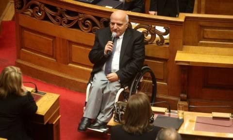 «Ξέσπασμα» προέδρου Παραολυμπιονικών στον Τσίπρα: «Μας ισοπεδώσατε - Προστατέψτε μας!» (vid)