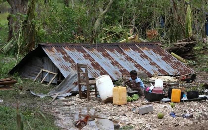 Εικόνες αποκάλυψης στην Αϊτή: Τρόμος και χάος από το φονικό πέρασμα του «Μάθιου» - 842 οι νεκροί