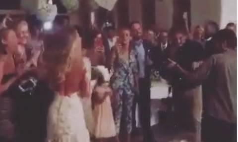 Ο «Μυστικός» γάμος στην Μύκονο (pics)