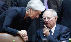 Σόιμπλε και Λαγκάρντ «σφάζονται» για το ελληνικό χρέος