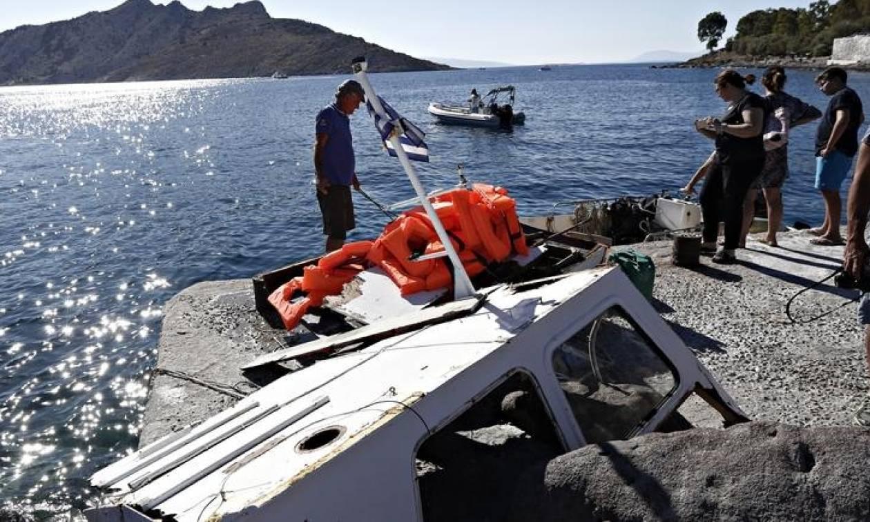 Τραγωδία στην Αίγινα: Νέα στοιχεία για το ποιος οδηγούσε το μοιραίο σκάφος