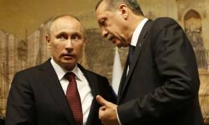 Στην Τουρκία μεταβαίνει ο Πούτιν για να συναντηθεί με τον Ερντογάν - Τι θα συζητήσουν οι δύο ηγέτες