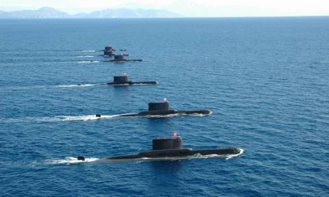 «Αγέλες» τουρκικών υποβρυχίων αλωνίζουν στο Αιγαίο - Ελληνικά υποβρύχια «στοχοποιούν» τους εισβολείς