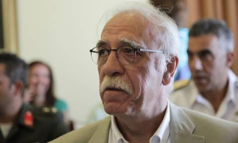 Βίτσας: Απαράδεκτες οι ενέργειες της Τουρκίας με τα υποβρύχια