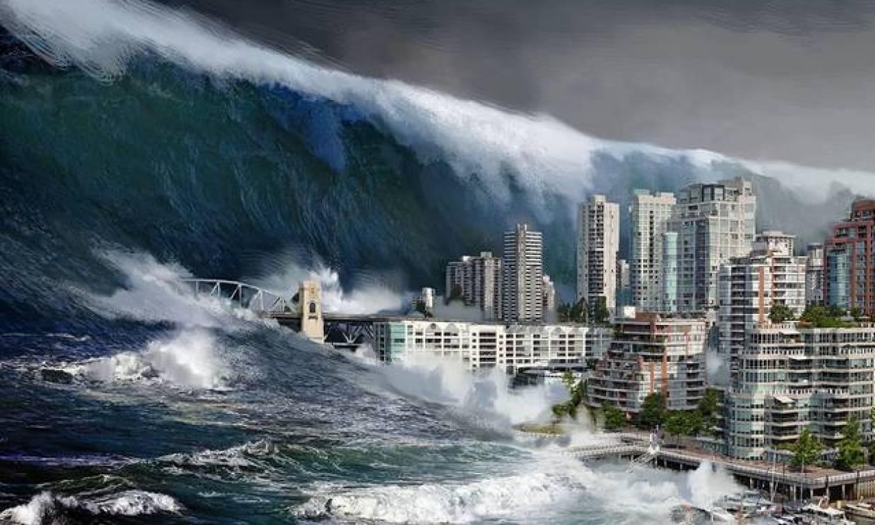 Αν γίνει τσουνάμι στην Ελλάδα ποιες περιοχές θα χτυπήσει;