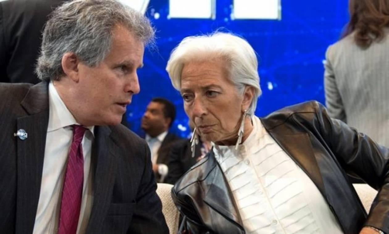 Το ΔΝΤ διαψεύδει τον Σόιμπλε για την Ελλάδα: Λέει ψέματα για τη συμφωνία