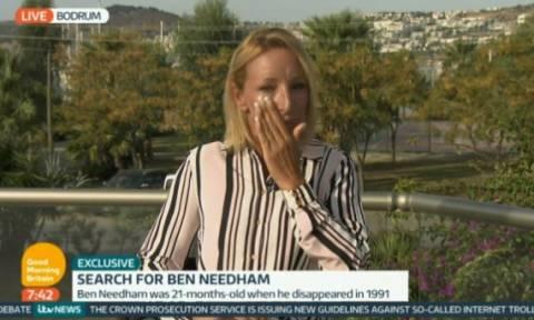 Τα δάκρυα της μάνας του μικρού Μπεν σε απευθείας μετάδοση – Λύγισε και ξέσπασε η Κέρι Νίνταμ