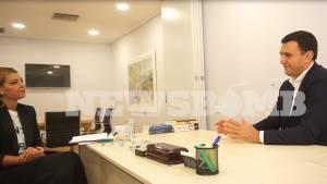 Βασίλης Κικίλιας στο Newsbomb.gr: Υποκριτές οι Συριζαίοι-Χάνουν 509 εκατ. και τρέχουν με τις άδειες!