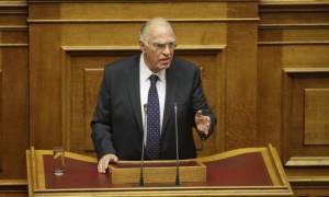 Λεβέντης: «Γλείψιμο» που δεν τιμά τον πρωθυπουργό οι υποσχέσεις για τους μισθούς των δικαστικών