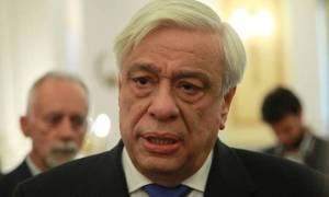 Παυλόπουλος: Δεν είναι ανεκτή η λύση του Κυπριακού με εγγυήτριες δυνάμεις υποτέλειας
