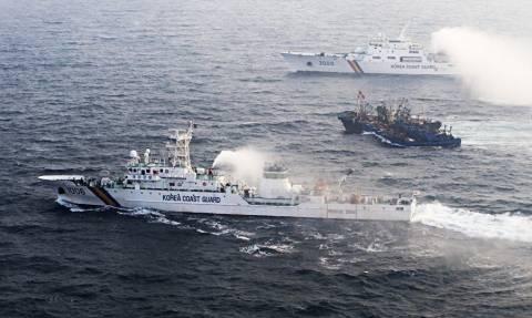 Σοβαρό διπλωματικό επεισόδιο: Κινεζικό πλοίο βύθισε σκάφος της Νοτιοκορεατικής ακτοφυλακής