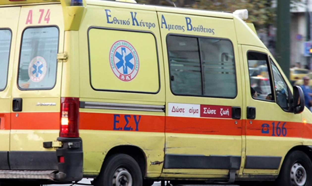 Ασύλληπτη τραγωδία με γυναίκα στην Κρήτη