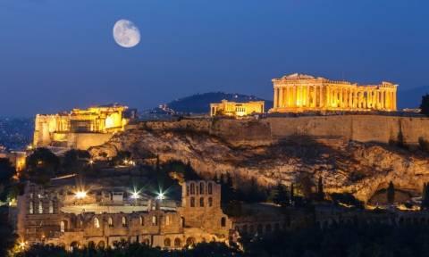 Προσοχή! «Κοιτάξτε προς τον ουρανό» – Τι θα συμβεί τις επόμενες 6 εβδομάδες στην Αθήνα;