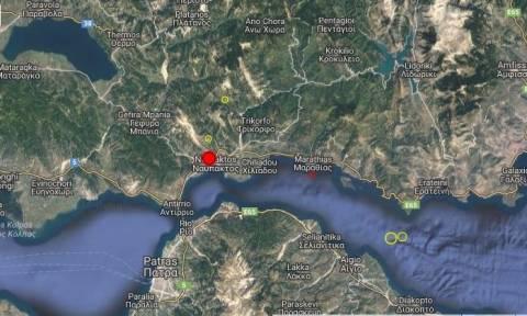 Σεισμός: «Ταρακουνήθηκε» η Ναύπακτος