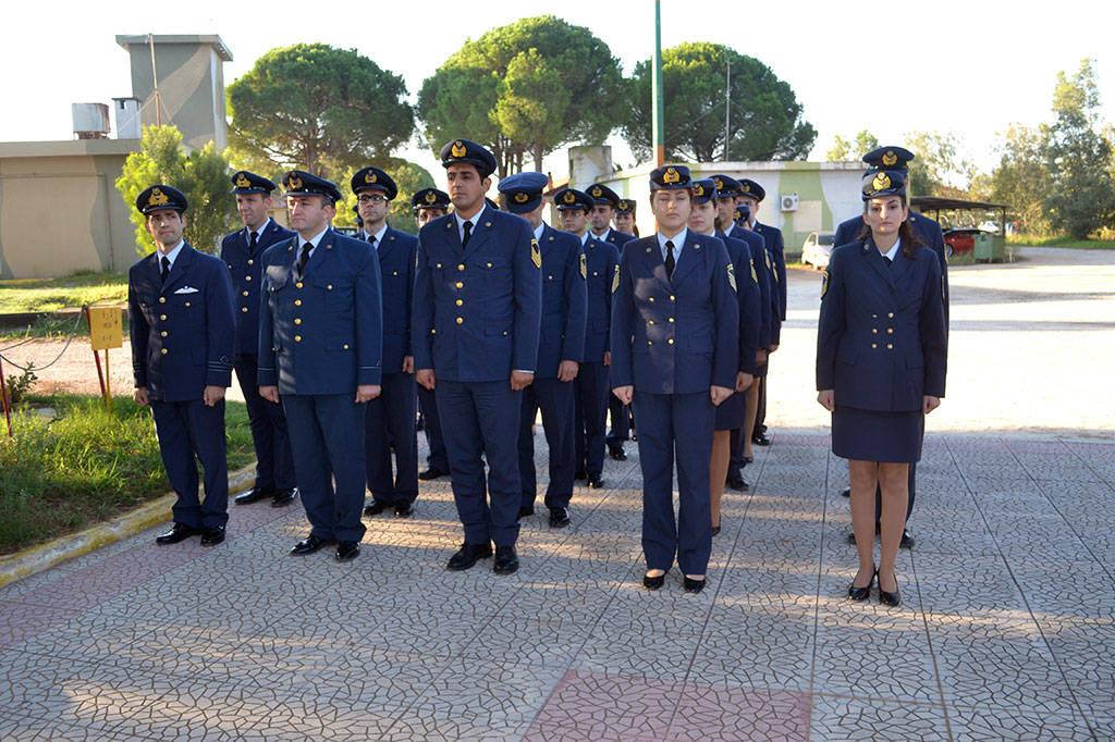 Πολεμική Αεροπορία: Απονομή Πτυχίων στους απόφοιτους της 4ης ΣΕΕ/ΣΔΙΕΠ (pics)
