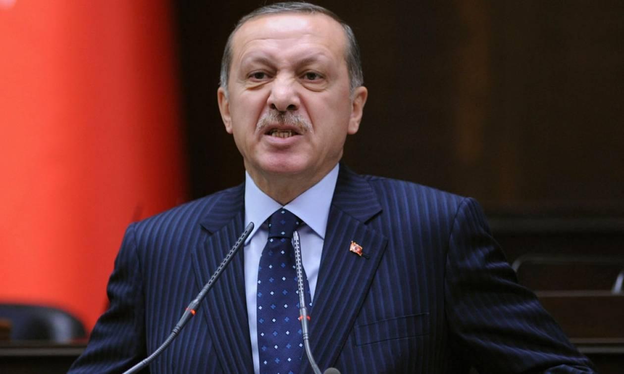 Νέο παραλήρημα  Ερντογάν – Τώρα απειλεί και το Ιράκ