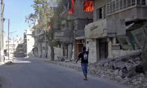 Φρίκη στη Συρία: Τουλάχιστον 5 παιδιά νεκρά από βομβαρδισμό σχολείου