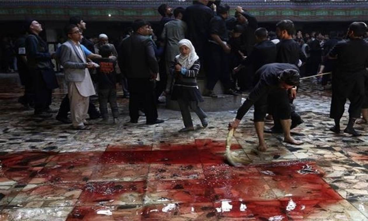 Αφγανιστάν: Πολύνεκρη επίθεση εναντίον σιιτών προσκυνητών στην Καμπούλ