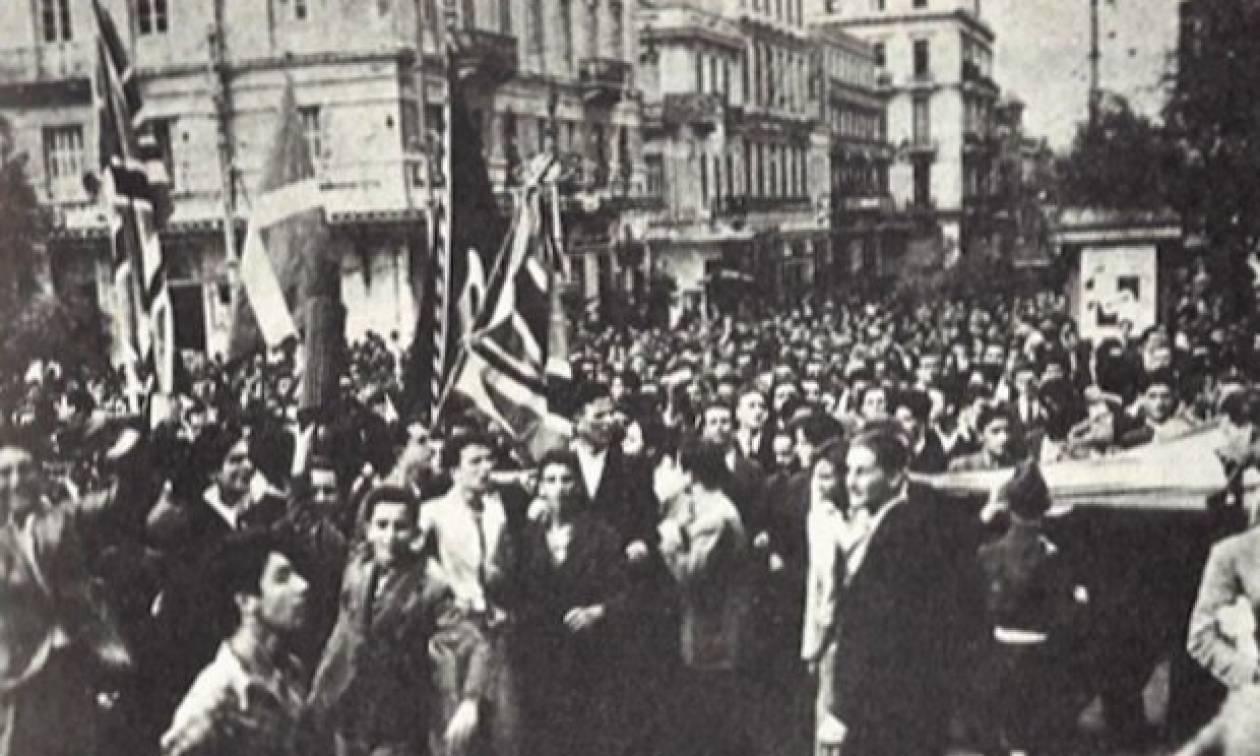 Σαν σήμερα το 1944 το τέλος της γερμανικής κατοχής