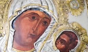Στον Πειραιά στις 16/10 η εικόνα της Παναγίας Εκατονταπυλιανής