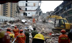 Κίνα: Η απίστευτη ιστορία του 3χρονου κοριτσιού που διασώθηκε κάτω από τα ερείπια