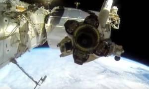 NASA: Αφήστε ό,τι κάνετε! Δείτε live εικόνα από το διάστημα! (video)