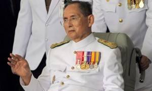 Ταϊλάνδη: Επιδεινώθηκε η υγεία του 88χρονου βασιλιά Μπουμίμπολ
