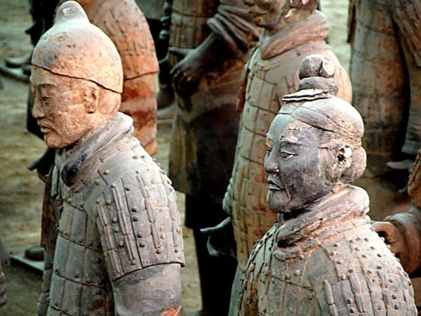 6598508 The warriors So amazing Xian