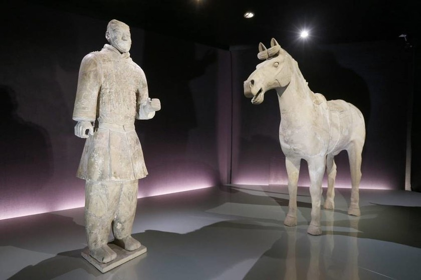Τελικά πόσο πιθανό είναι ο Πήλινος Στρατός στην Κίνα να φτιάχτηκε από Αρχαίους Έλληνες;