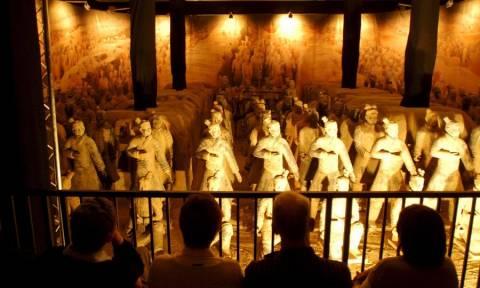 Τελικά πόσο πιθανό είναι ο Πήλινος Στρατός στην Κίνα να φτιάχτηκε από Αρχαίους Έλληνες; (Pics+Vid)