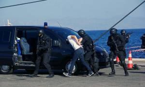 Στα χέρια του Λιμενικού «τρομοκράτες» στο λιμάνι της Ρόδου