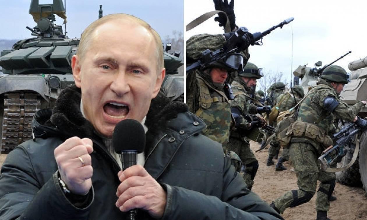 Τύμπανα πολέμου: Ο Πούτιν καλεί τους αξιωματικούς στη Μόσχα και στήνει πυραύλους στα σύνορα