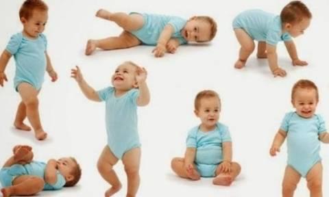 Ορόσημα ανάπτυξης μωρού από 0-6 μηνών  Ποια είναι και τι αφορούν 2e0754b3907