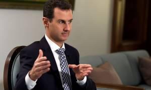 Άσαντ: Η κατάληψη του Χαλεπιού θα οδηγήσει τους «τρομοκράτες» πίσω στη Τουρκία