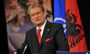 Μπερίσα: «Η Τουρκία ακύρωσε την ελληνοαλβανική συμφωνία για την υφαλοκρηπίδα»