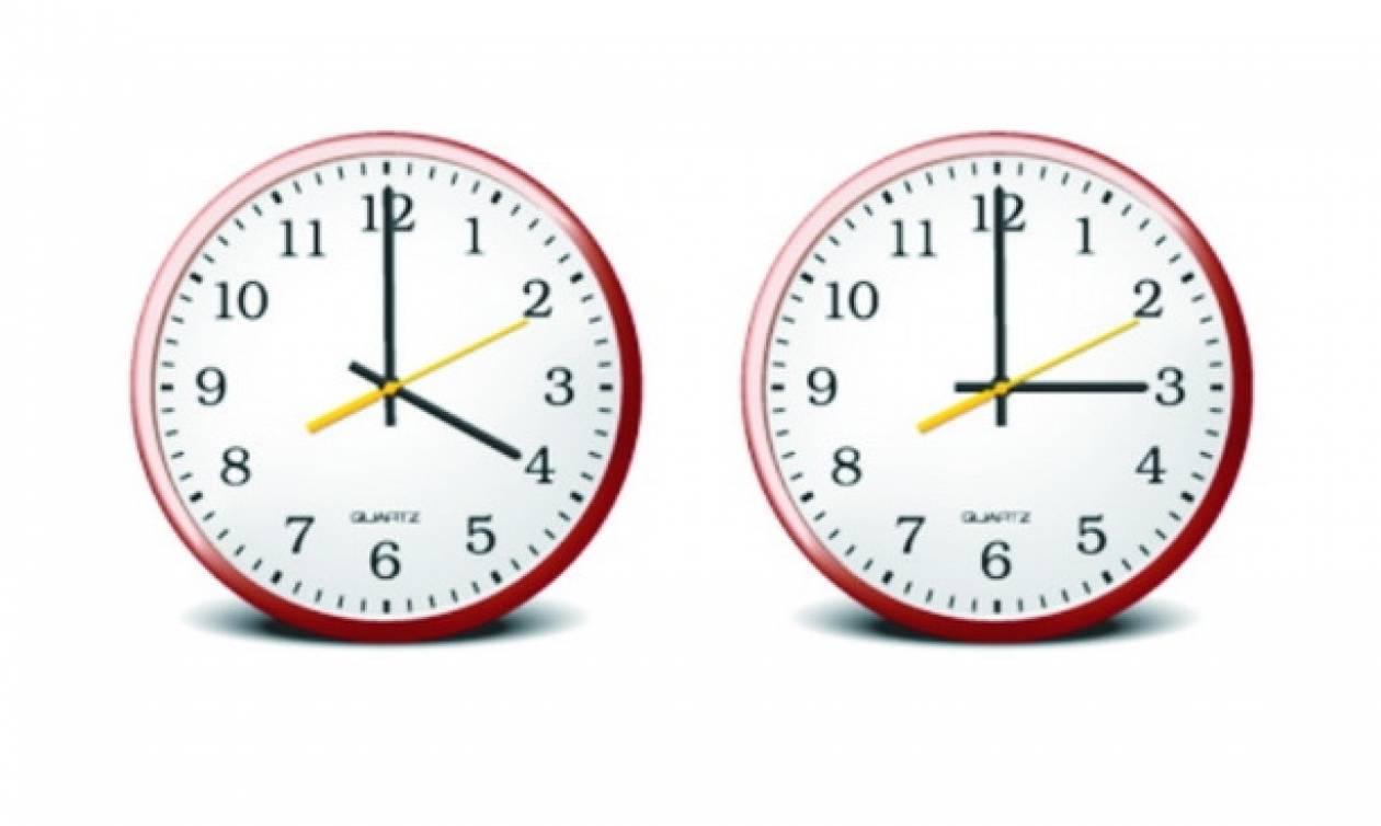 Χειμερινή ώρα: Πότε και γιατί θα γυρίσουμε τα ρολόγια μας μια ώρα πίσω
