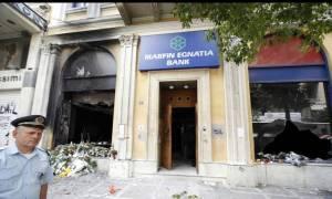 Δεν αναγνωρίστηκαν οι κατηγορούμενοι στη δίκη για την επίθεση στη Marfin