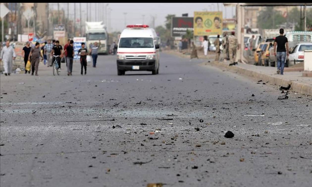 Μακελειό στη Βαγδάτη: Βομβιστική επίθεση σε συγκέντρωση σιϊτών μουσουλμάνων