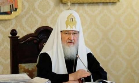 Πατριάρχης Μόσχας: Μάθετε πατριωτισμό από τους Κινέζους