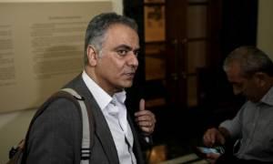 «Όχι» Σκουρλέτη για τη θέση του γραμματέα του ΣΥΡΙΖΑ