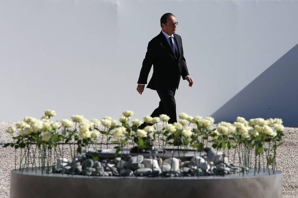 Νίκαια: Θρήνος και δάκρυα στην επέτειο μνήμης των 86 θυμάτων της τρομοκρατικής επίθεσης (Pics)